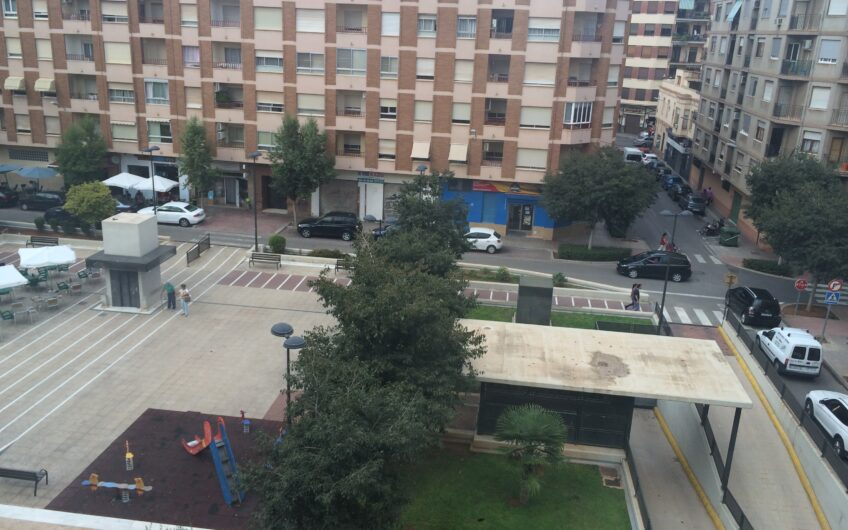 Piso en venta en pleno centro de Castellón